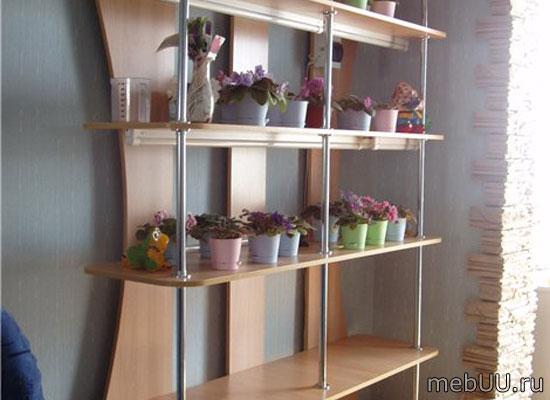 Купить торговое оборудование для цветочных магазинов