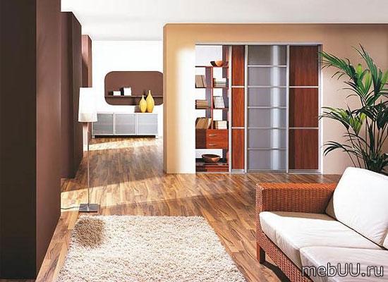 Мебель для гостиной шкаф-купе