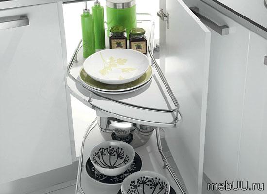 Сетчатые емкости для посуды